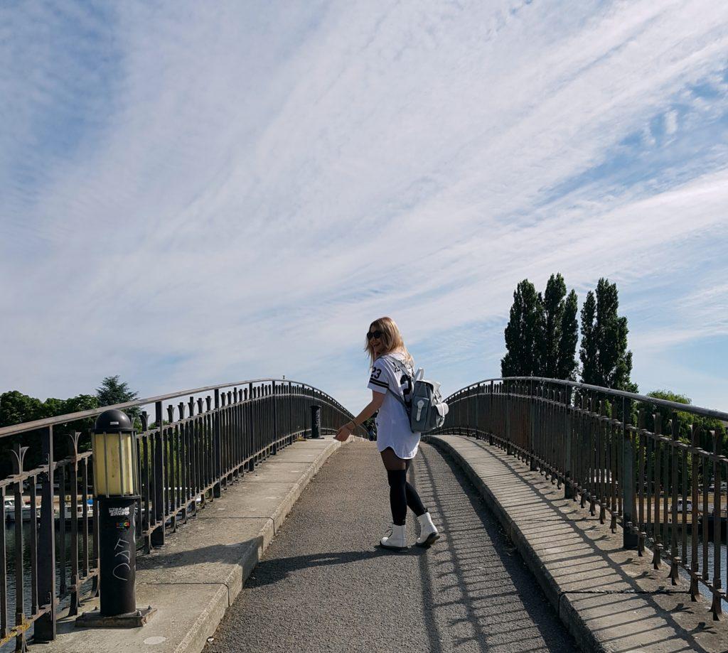 Grafea Hari Backpack Review | Head In The Cloud