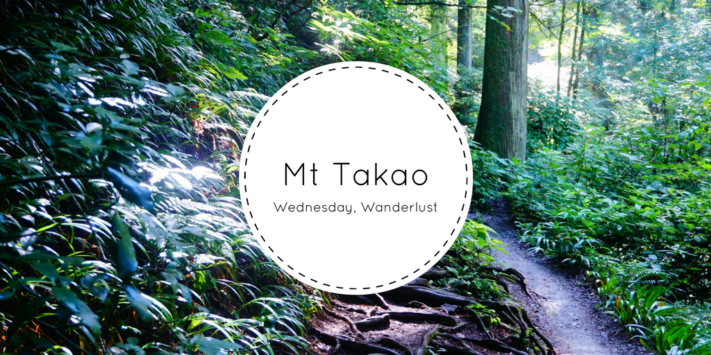 Day Trip from Tokyo: Hiking Mount Takao