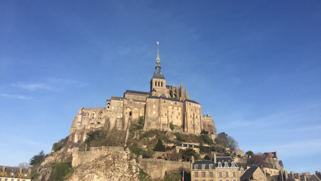 A Quick Guide To Mont Saint-Michel in Winter